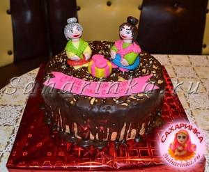 прикольный торт фото