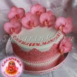 торт маме на юбилей фото