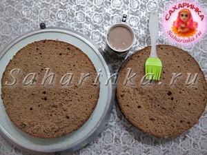 шоколадный торт мк