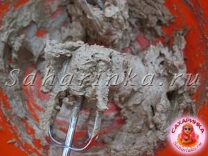 шоколадный масляный крем мк фото
