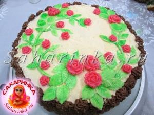 шоколадный торт мастер-класс