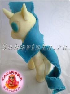 литл пони из мастики