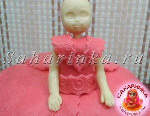 торт кукла мастер-класс